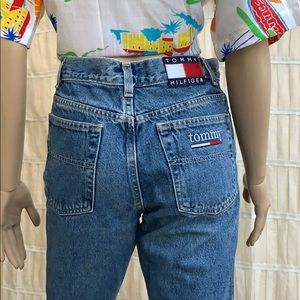 Vintage 90s Tommy Hilfiger Straight Leg Jeans